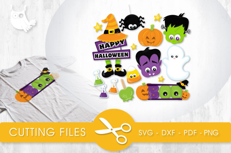Free Happy Halloween Svg Png Eps Dxf Svg Best Free Svg Icon