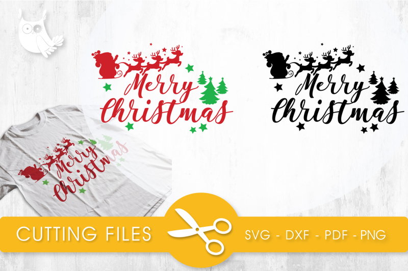 Download Free Merry Christmas Svg Png Eps Dxf Cut File Crafter File