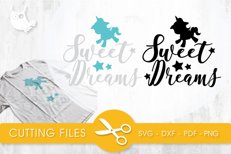 Free Sweet Dreams Svg Png Eps Dxf Cut File Crafter File All Free The Best Free Svg Files For Cricut Silhouette Free Cricut