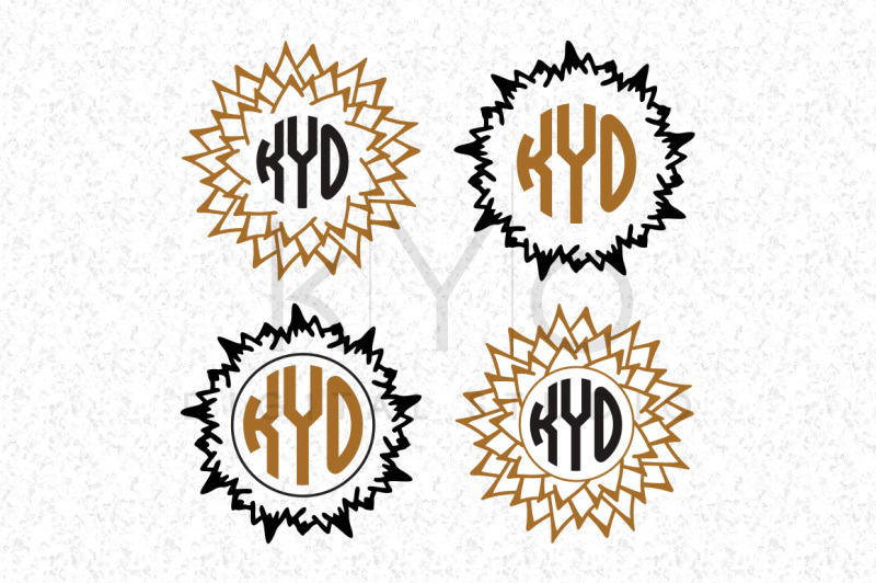 Free Mountains Svg Camping Svg Dxf Png Eps Files Mountains Circle Monogram Frame Crafter File Free Svg Cut Images