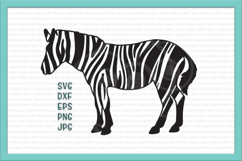 photo relating to Printable Zebra Pictures titled zebra svg, patterned zebra svg, zebra printable, zebra iron