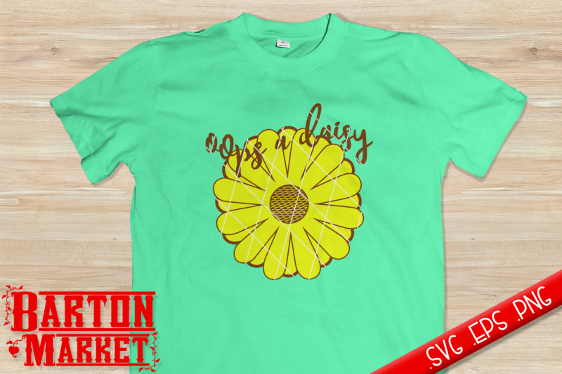 Free Oops A Daisy SVG / EPS / PNG Crafter File - Free SVG Cut Files