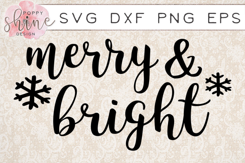Free Merry Bright Svg Png Eps Dxf Cutting Files Crafter File Icon Font Svg Icon Sets Free Download
