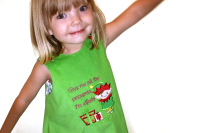 Elfish Christmas Elf Pun Applique Embroidery By Designed By