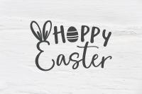Hoppy Easter Svg Eps Png Dxf By Tabita S Shop Thehungryjpeg Com