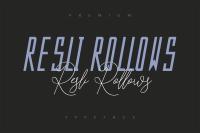 reslj harley rukusel font trio by design dukkan thehungryjpeg com realjameswoods harley rukusel font trio by design