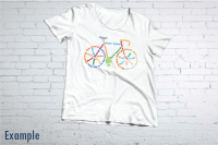 Bicycle Word Art Design Mountain Biking Svg Png Eps Dxf By