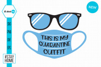 This Is My Quarantine Qutfit Svg By All About Svg Thehungryjpeg Com