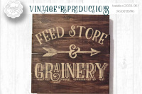Reproductive Vintage Advertising for Wood signs ~ SVG/DXF