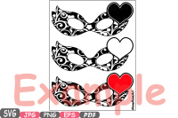Props Valentine S Day Mask Silhouette Cutting Files Svg Masquerade