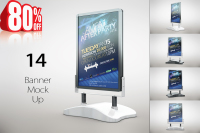 Download Banner Mockup Psd Free Yellowimages