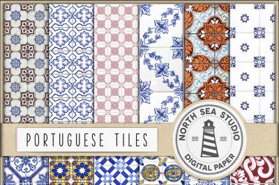 Tiles Digital Paper