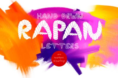 Hand drawn set