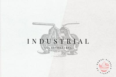 Industrial Illustrations