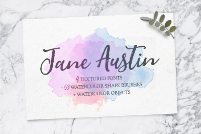 Jane Austin & Extras - 50% Off For This Month Only