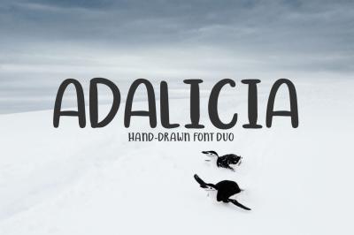 ADALICIA FONT DUO