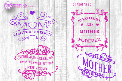 Mother's Day Quotes ~ Cutting Designs