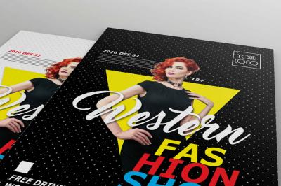 Fashion Show Flyers - 02