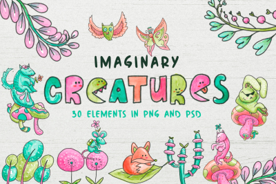 Imaginary Creatures