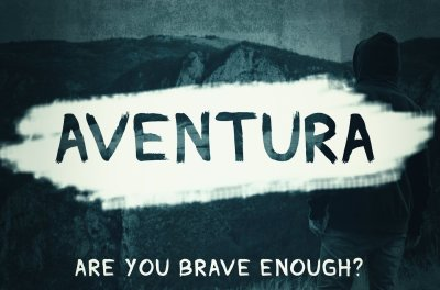 Aventura - Handmade Font