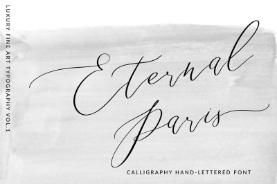 Eternal Paris Script