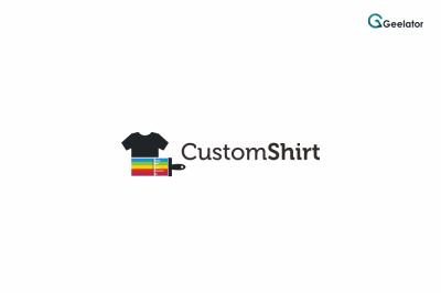 Custom Shirt Logo Template
