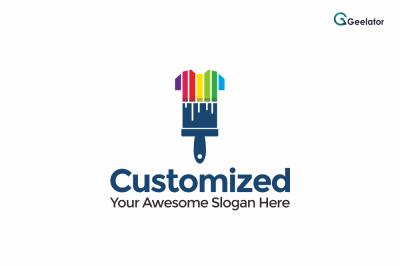 Customized Logo Template