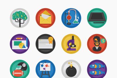 170 Round Icons
