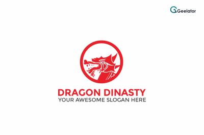 Dragon Dinasty Logo Template
