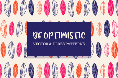 Be Optimistic patterns