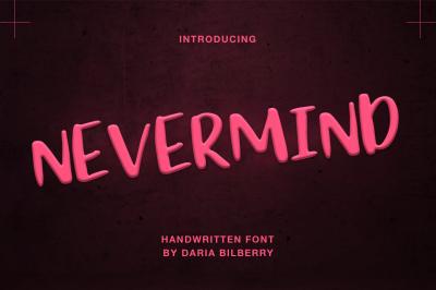 Nevermind script