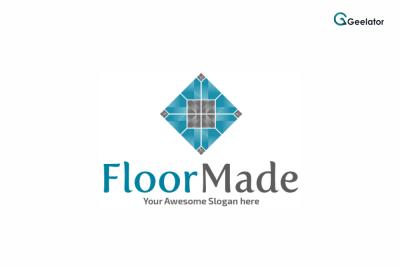 Floor Made Logo Template