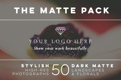 THE MATTE PACK