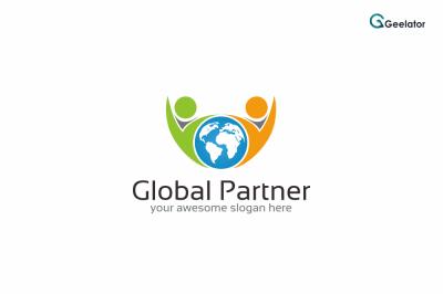 Global Partner Logo Template