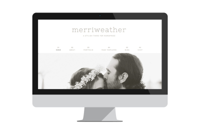 Merriweather Wordpress Theme