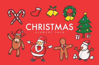 Christmast Element Pack