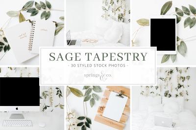 Sage Tapestry Bundle