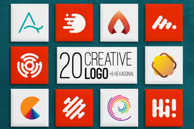 20 Creative Logo VOL.1
