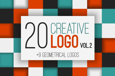 20 Creative Logo VOL.2