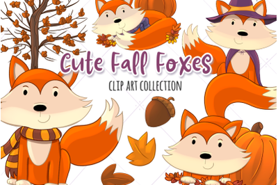 Fall Foxes Collection