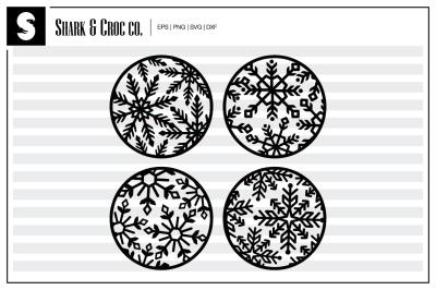 'Snowflake' cut files