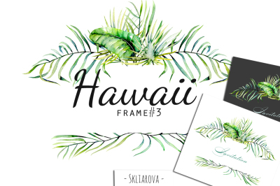 Hawaii. Frame #3