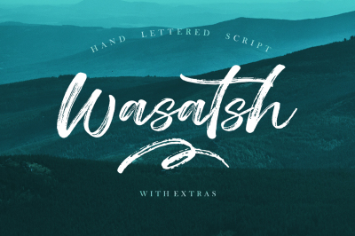 Wasatsh Brush