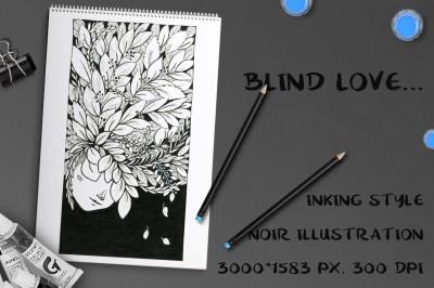 Blind Love...