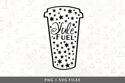 Yule Fuel Cup SVG/PNG Graphic