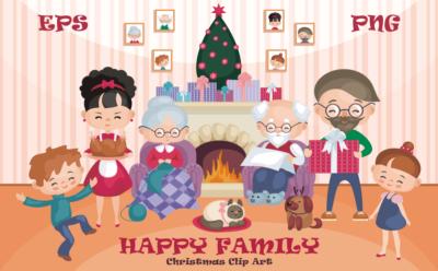 Family Tree On All Category Thehungryjpeg Com