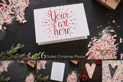 Peppermint Crush Styled Photo Bundle