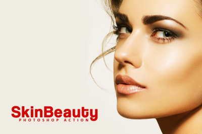 10 Skin Beauty photoshop action