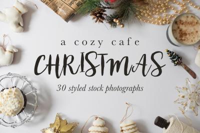 Cozy Cafe Christmas