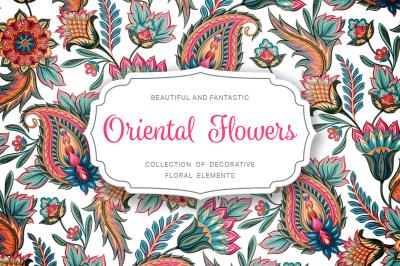 Oriental Flowers